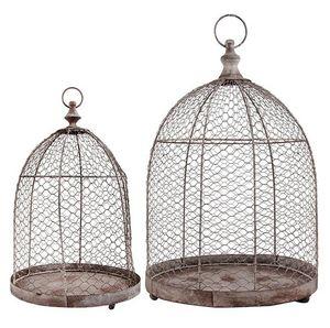 Esschert Design -  - Cage À Oiseaux