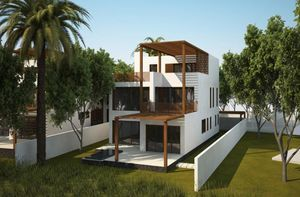 AW� - barka resort village - R�alisation D'architecte