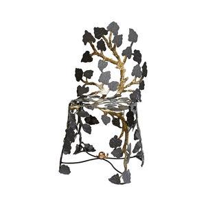 JOY DE ROHAN CHABOT - arbre en hiver - Chaise De Jardin