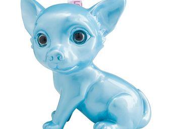 Kare Design - tirelire doggyday bleue - Tirelire