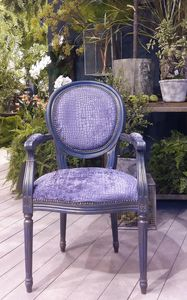 EMERALD COLLECTIONS -  - Fauteuil M�daillon