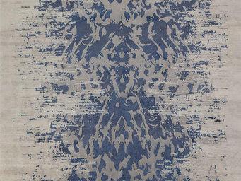 EDITION BOUGAINVILLE - abaya indigo - Tapis Contemporain