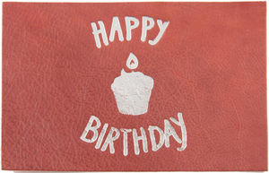 BANDIT MANCHOT - happy birthday w01 - Carte Postale Anniversaire