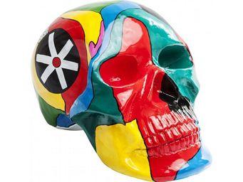 Kare Design -  - Crâne Décoratif