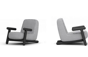 FRANK CHOU Design Studio - bold - Fauteuil Bas