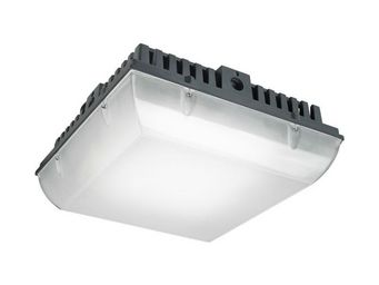Leds C4 - plafonnier extérieur carré premium led ip65 - Plafonnier D'extérieur