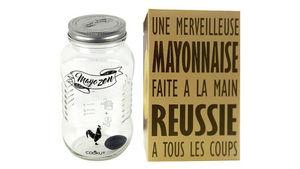 COOKUT -  - Shaker À Mayonnaise