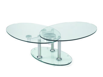 EDA  Concept - double - Table Basse Ovale