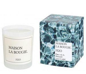 MAISON LA BOUGIE - eau h20 - Bougie Parfumée