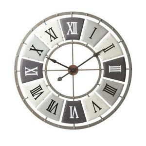 Maisons du monde - imprimerie - Horloge Murale
