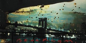 Nouvelles Images - affiche brooklyn - Affiche