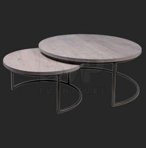 PMP FURNITURE -  - Table Basse Ronde