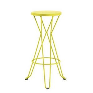 Mathi Design - tabouret haut madrid - Tabouret De Bar