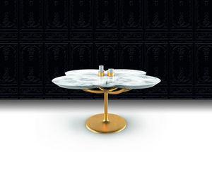 Beau & Bien - flower power - Table Basse Forme Originale