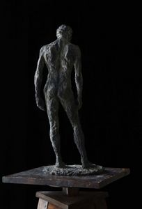 SYLVIE FALCONNIER - patrick - Sculpture