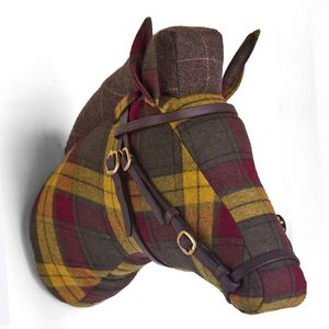 Softheads - horse - Trophée Peluche
