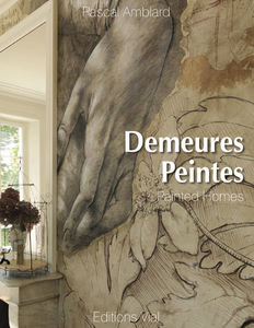 EDITIONS VIAL - demeures peintes - Livre Beaux Arts
