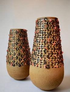 SILVER SENTIMENTI - gladiateur corail duo - Vase Décoratif
