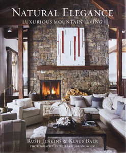Abrams - natural elegance - Livre De Décoration