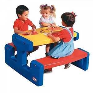 LITTLE TIKES -  - Table Pique Nique