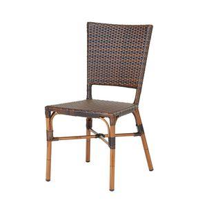 ROTIN DESIGN -  - Table Bistrot