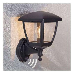 Lampenwelt - applique d'extérieur à détecteur 1414602 - Applique D'extérieur À Détecteur