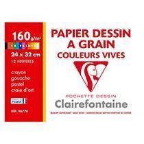 Clairefontaine -  - Papier À Dessin