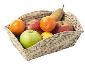 ROTIN ET OSIER - olivia - Corbeille À Fruits