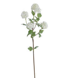 Pomax - boule de neige - Fleur Artificielle