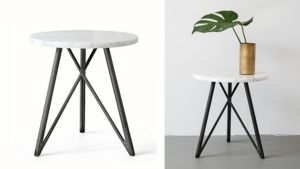 NUTS AND WOODS -  - Table D'appoint