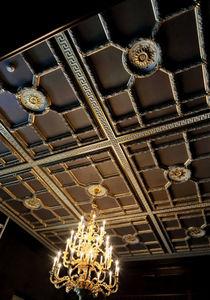 Auberlet et Laurent -  - Caisson De Plafond