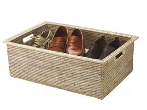 ROTIN ET OSIER - corbeille william - Boite À Chaussures