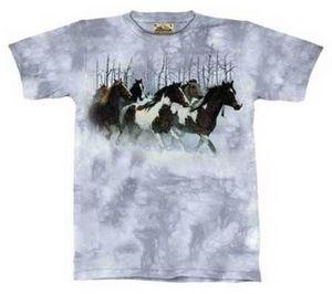 Twi Cairn Studio - winter run - Tee Shirt