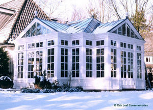 Oak Leaf Conservatories -  - Veranda