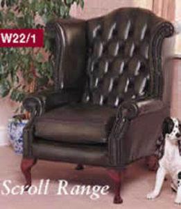 Montague Gower Furniture -  - Fauteuil À Oreilles