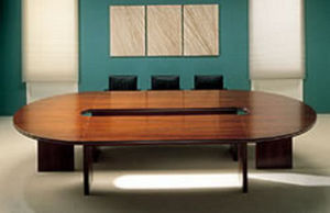 Jb Commercial Interiors -  - Table De Réunion