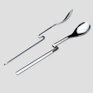 MEAMOO - cuillère à longdrink set de ( 2 ) - Cuillère À Punch