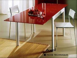 Bontempi Casa - axel - Table De Repas Rectangulaire