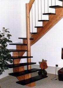 NT Designs - morlay - Escalier À Limon Central