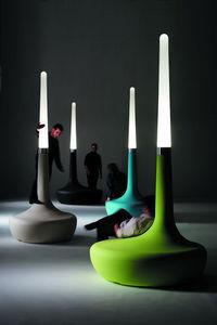 BD Barcelona Design - bdlove lamp - Colonne Lumineuse