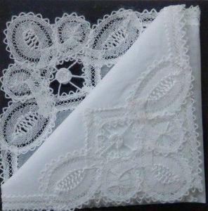 Abbey Lace & Tapestries Of Bath - mouchoir 425192 - Mouchoir