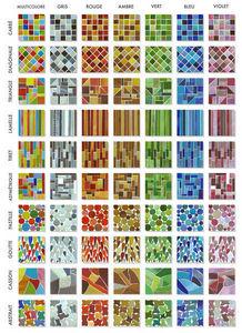 L-Mosaïque :: mosaïque décorative contemporaine -  - Carrelage Mosaïque Mural