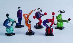 Jean Boggio - circus - Figurine
