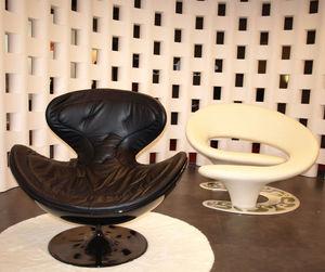 GIOVANNETTI - salone del mobile milano 2009 - Fauteuil Bas