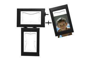 KERPIX - lot de 3 cadres noir - Cadre Photo Enfant