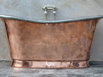 THE BATH WORKS - copper - Baignoire Ilot