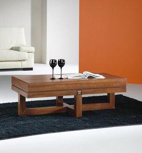 Muebles Cercós -  - Table Basse Rectangulaire