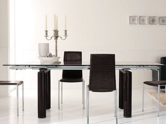 ITALY DREAM DESIGN - kenya - Table À Rallonge