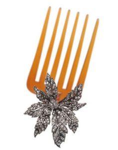 VENDOME JOYERIA - aigrette or argent diamants - Aigrette