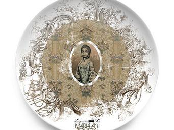 EL AJUAR DE MARIA - vintage - Assiette Plate
